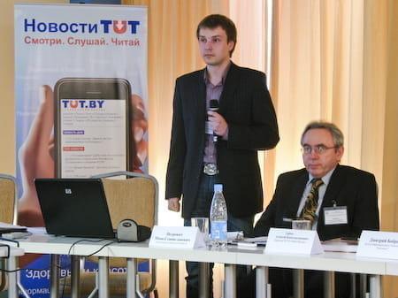 Виталий Денисенков, директор Дизайн-студии Дмитрия Борового