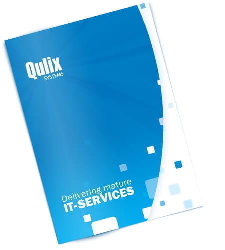 Корпоративный буклет компании qulix